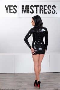 Mistress Justine Cross | Los Angeles Dominatrix